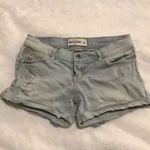 Abercrombie kids girls shorts, 14